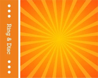 SU18-RD Dazzling Sun Rays