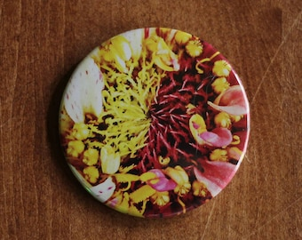 Exotic Plant Button