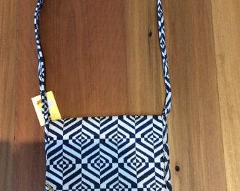 Fabric satchel item