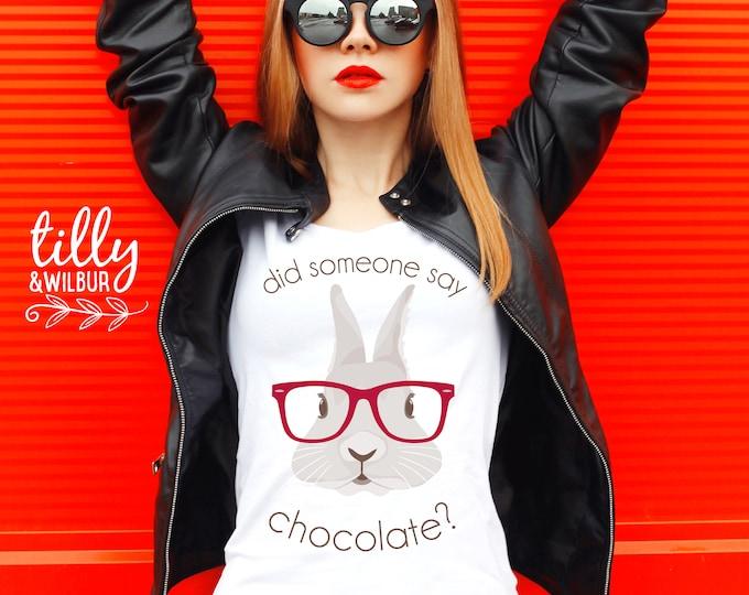 Easter T-Shirt For Women