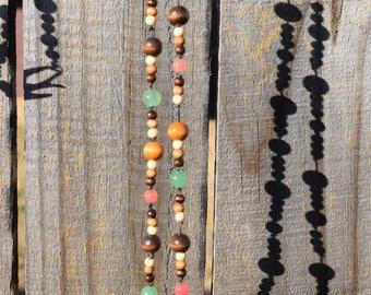 Handbeaded Necklace