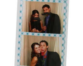 100 Photo Booth Strip Protectors