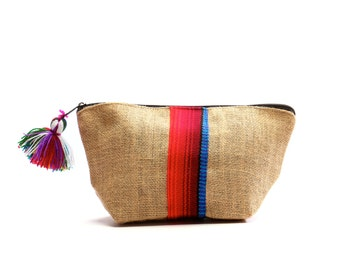 Coffee Cosmetic Bag