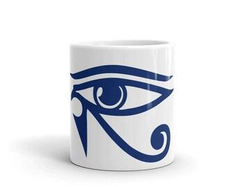 The Eye of Horus mug