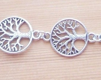 Celtic Tree Of Life Wiccan Bracelet