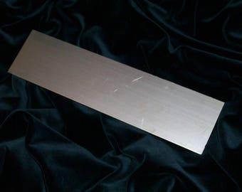 Nickel Silver Sheets - 16 gauge