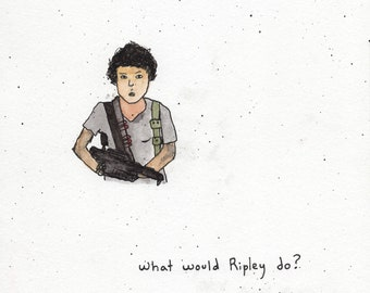 what would ripley do