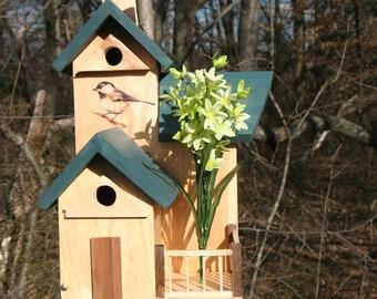 MJP Woodworking Shop, Bird Condo