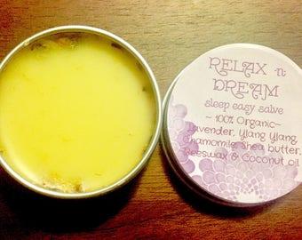 Relax N Dream Sleep Easy Salve