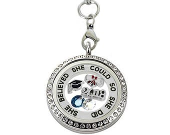 Class of 2018 necklace