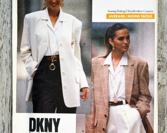Pouch pattern Vogue 2373 - women's jacket