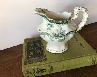 Vintage John Maddock & Sons Royal Vitreous England Hamilton