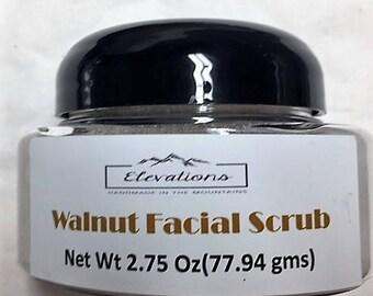 Walnut Facial Scrub