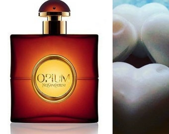 Highly scented soy wax melts - Opyum (perfume) #soymeltsuk #designerscents