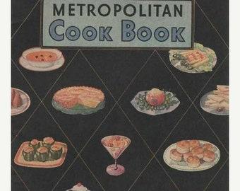 BTS Metropolitan Cook Book Life Insurance Company Cookbook