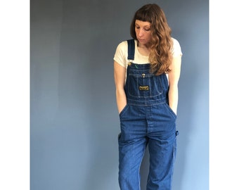 SML | Washington Dee Cee Denim Overalls