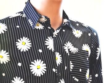 "Shirt man ""Margaritas and Lunar"""