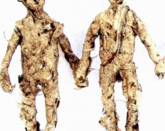 mud people print