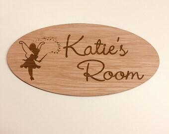 Sign Bedroom Baby Nursery Kids Bedroom DOOR SIGN Wall Art