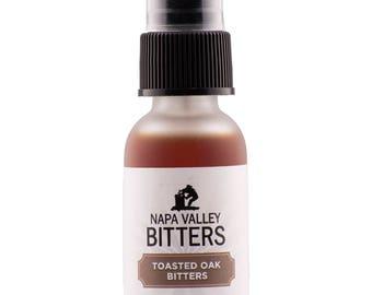 Toasted Oak Bitters