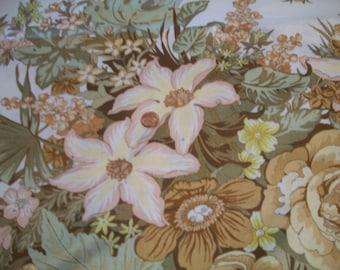 "Sanderson Curtain / Upholstery Fabric ""Cressida"" 50"" wide 4 yards piece"