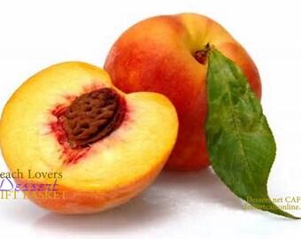 Peach Lovers Dessert Gift Basket