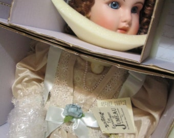 "The Enchantment Of Jumeau Doll - Artist Reproduction French Bebe - Patricia Loveless ""Jaqueline"""