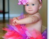 Baby Tutu Skirt in Purple...