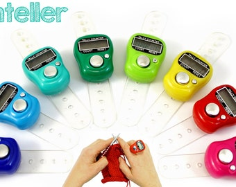 Digital rows counter, Opry, counter, knitting supplies, crochet supplies, digital counter, knitting counter, crochet counter, row counter