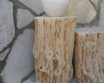 Wood Furniture,Tree trunk ,Wooden Stump,Tree Stump table,tree stump side table
