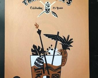 Trader Vic's Tiki Art