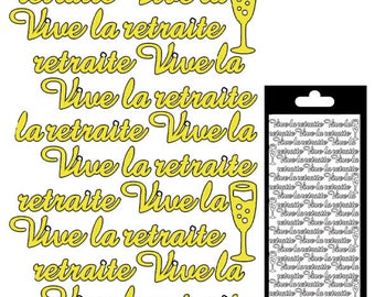Vive retirement - gold matte - STI282400
