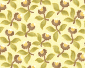 Fig Tree for Moda, Tapestry, Yasmin in Seashell 20192.17 - 1 Yard Clearance