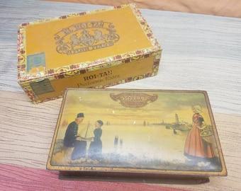 Set of 2 Vintage Boxes