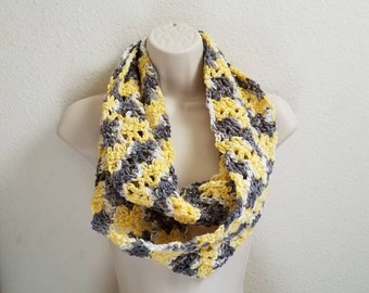 Neutral Color Infinity Scarf