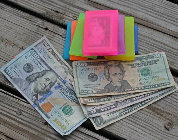 Money soap money gag gift unique soap unique kids gift like this item negle Gallery