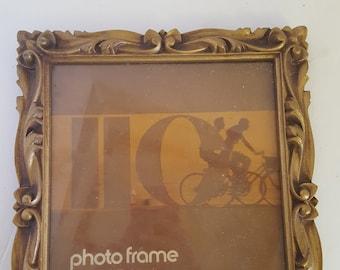 Vintage Ornate Design 8x10 Picture Frame