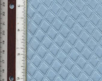 "MYSTERY FABRIC - Light Blue - 44"" L X 56"" W - Fabric Content Unknown"