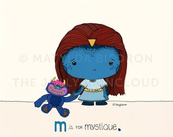 M is for Mystique