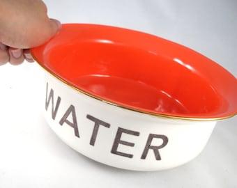 handmade Custom Dog Bowl, Choose a Size, Custom Cat Bowl, Custom Pet Bowl, Custom Dog Food Bowl, Custom Cat Food Bowl, Personalized Pet Bowl