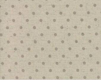Homegrown Linen Mochi  Dot Putty 32910 22L by Deb Strain- Moda