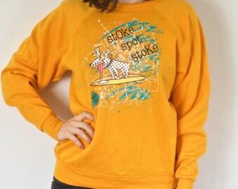 SALE! Surf Beach Sweatshirt
