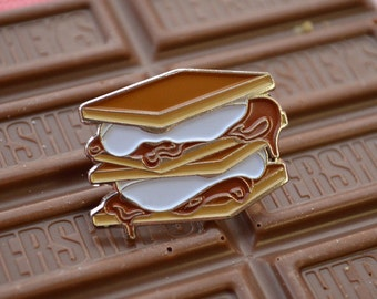 S'mores Pin