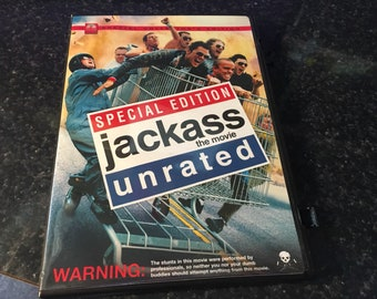 Jackass The Movie Collectors Edition isbn 1-4157-2462-8