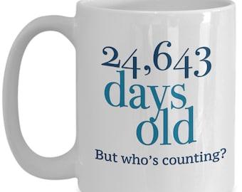 Personalized Birthday Mug