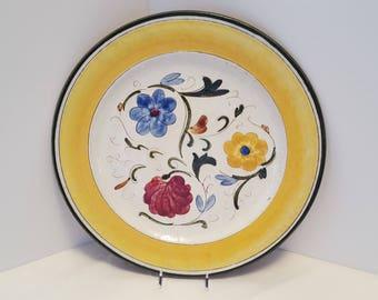Stangl Laurita 12'' Chop Plate #3678