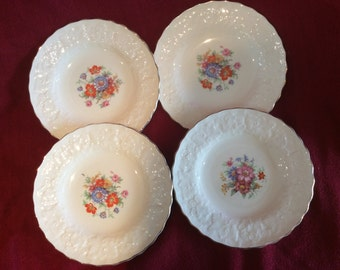 Alfred Meakin Tea Plates (mixed)