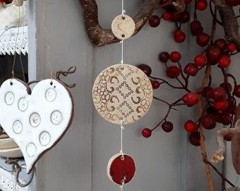 Ceramic Breeze Window Jewelry