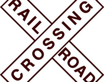 Completely new Railroad decal | Etsy KI31