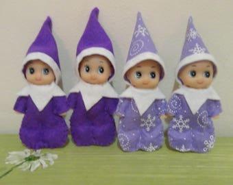 Baby Elf, Elf accessory / elf prop
